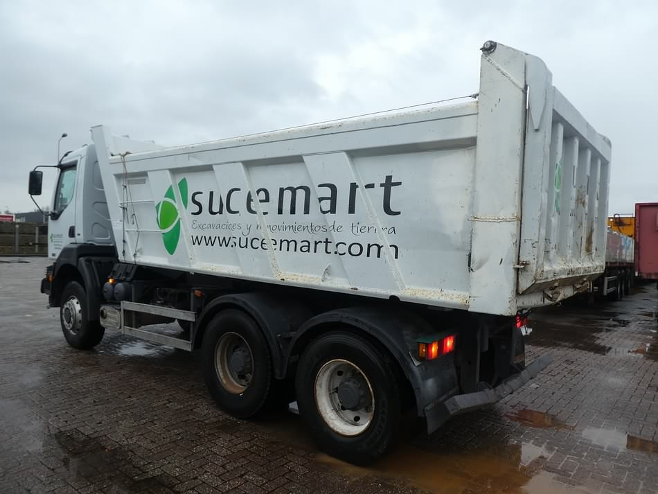 camion sucemart
